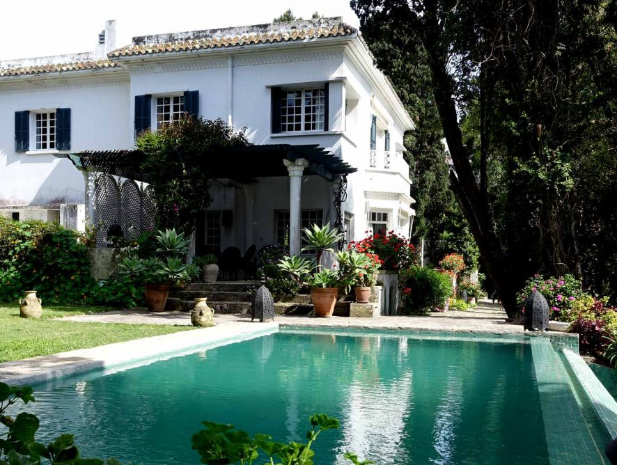 Sale of an exceptional villa, in Tangier (exclusive photos)