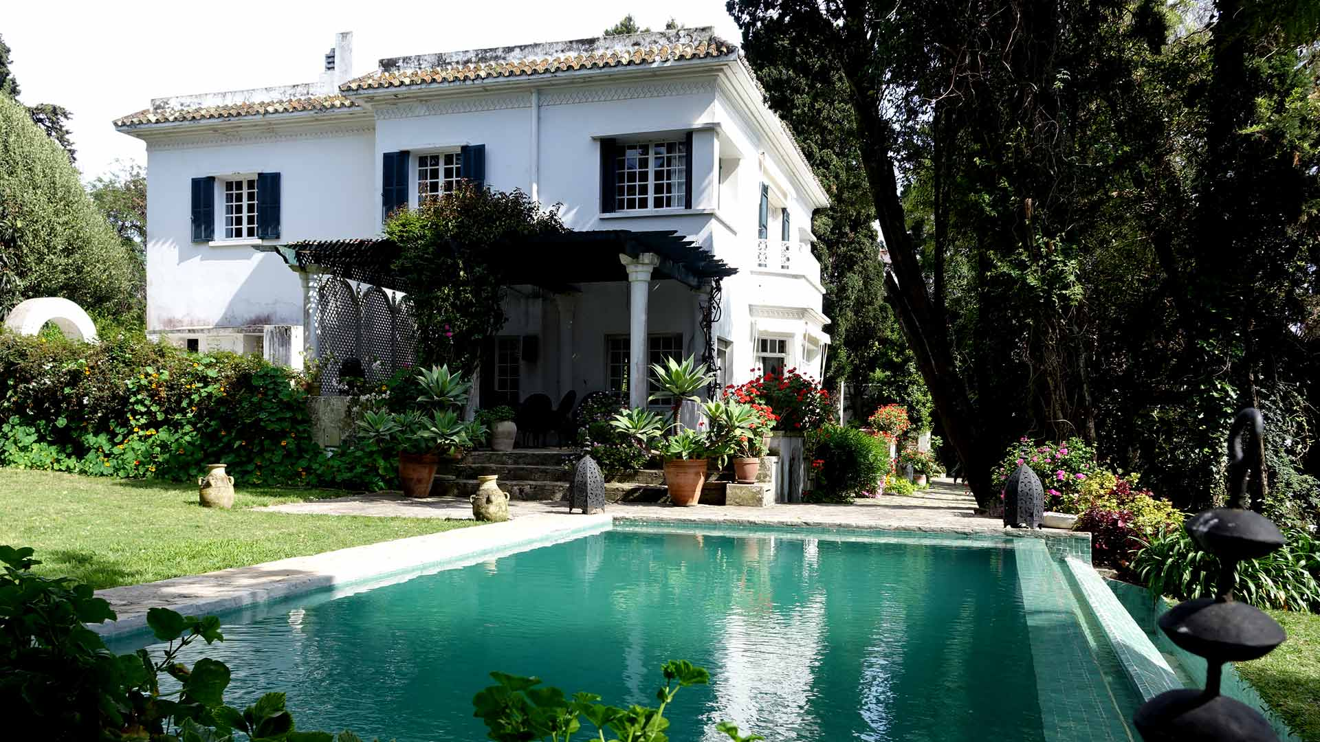 Exceptional villa for sale in Tangier