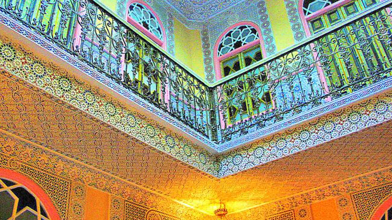 Sale of an exceptional Dar in Tangier (exclusive photos)